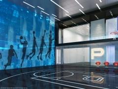 PARAMWC Basketball Court