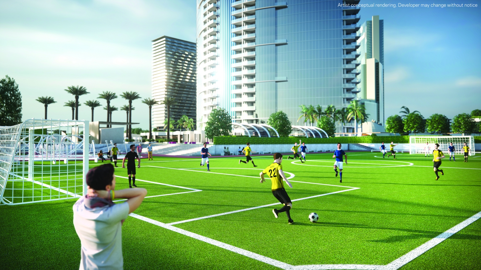 Brochure Paramount Miami World Center Condos